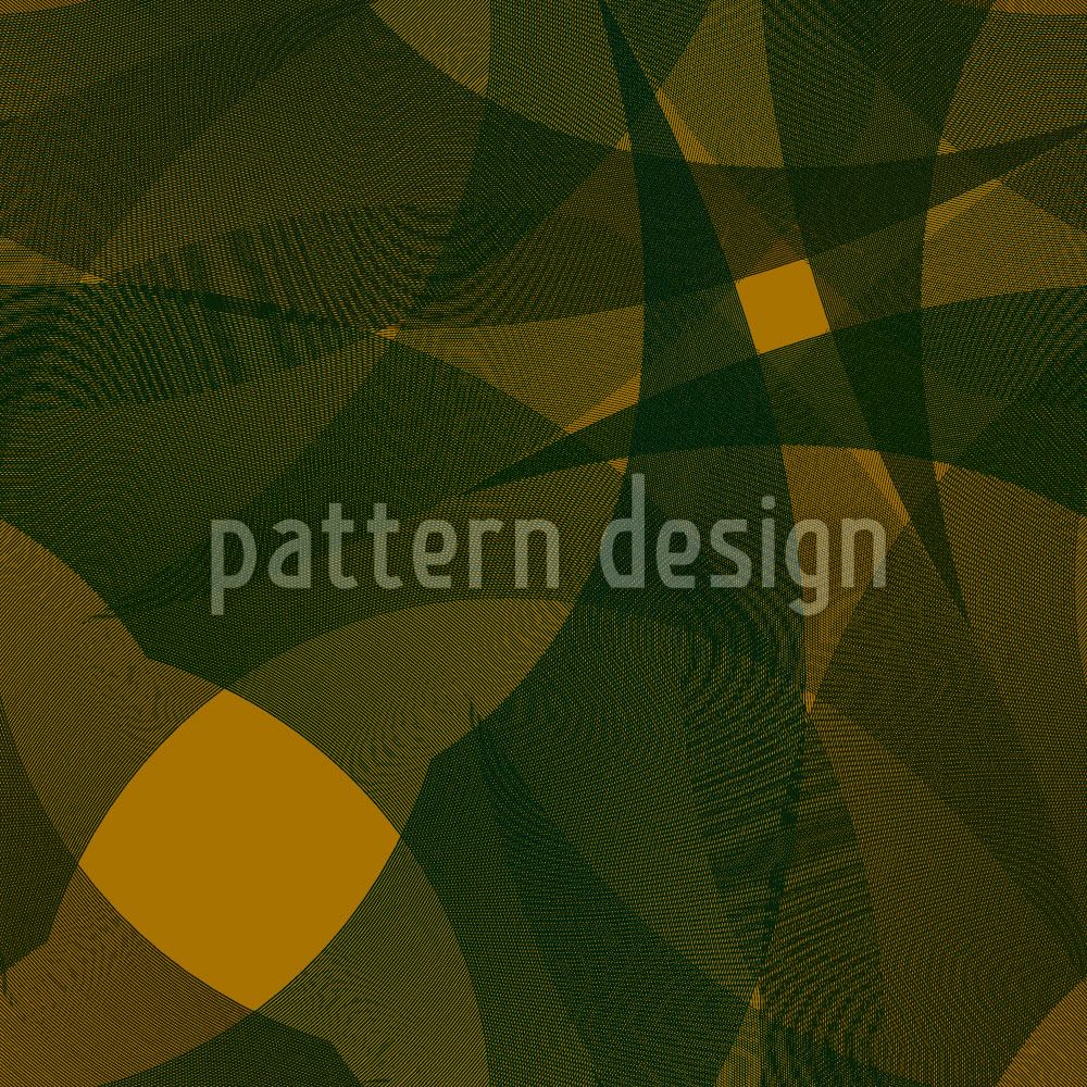 Pattern Wallpaper Autumn Light