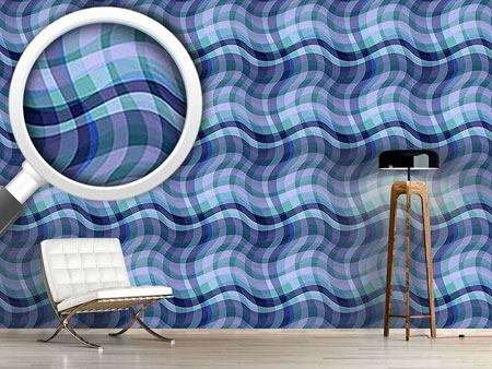 Pattern Wallpaper Tartana Oceana