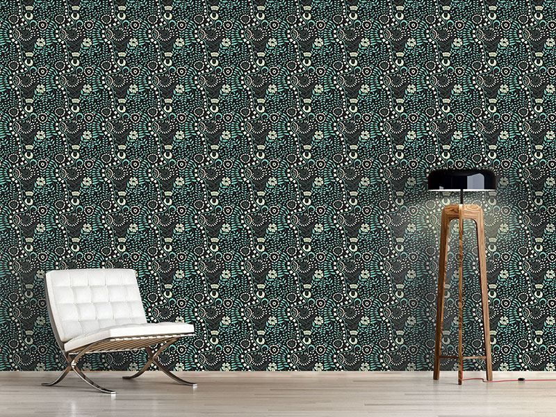 Pattern Wallpaper Flowers Of Lothlorian