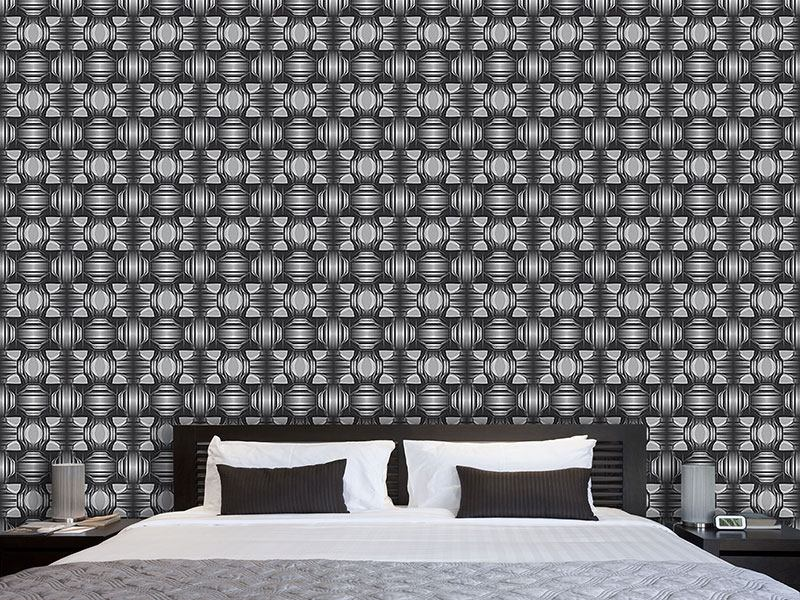 Pattern Wallpaper Chill Out Zone