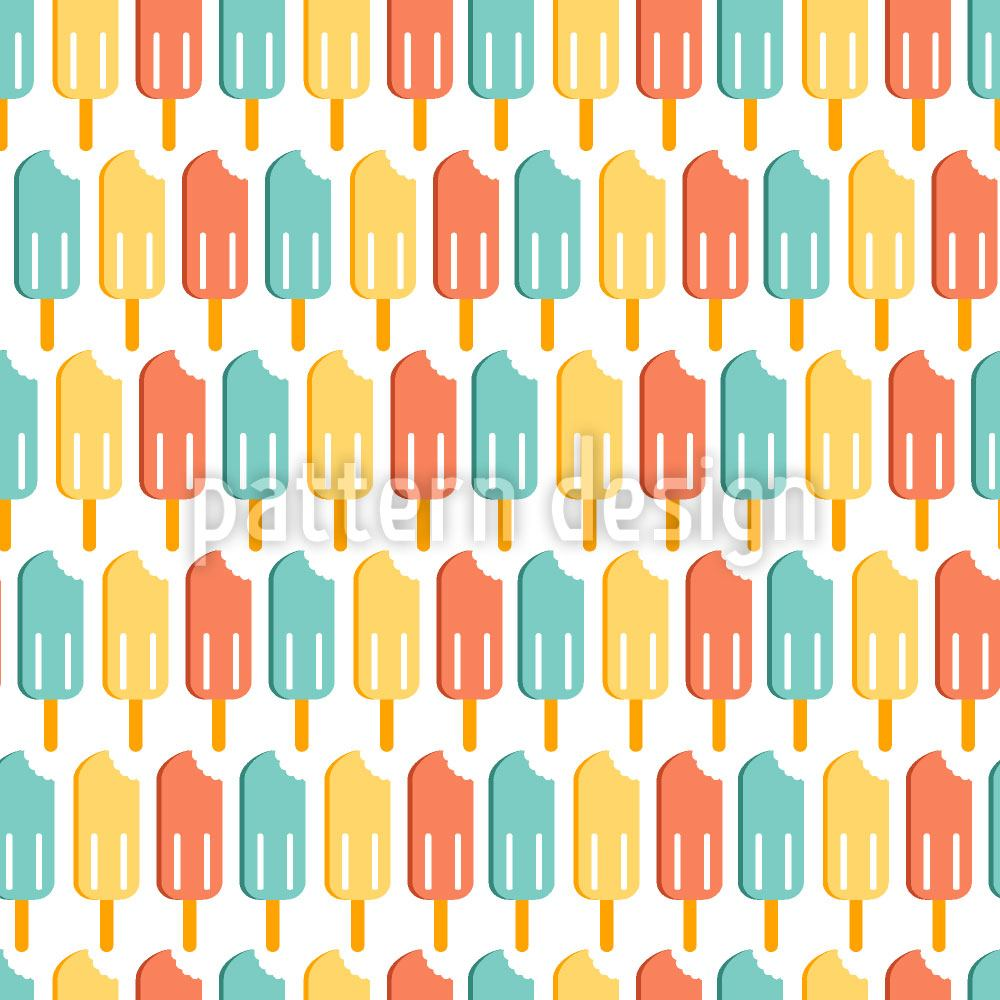 Papier peint design Popsicle Parade