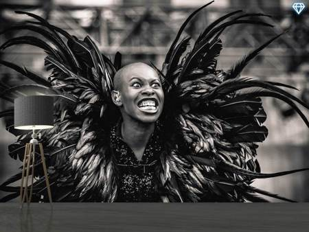 Photo Wallpaper Skunk Anansie