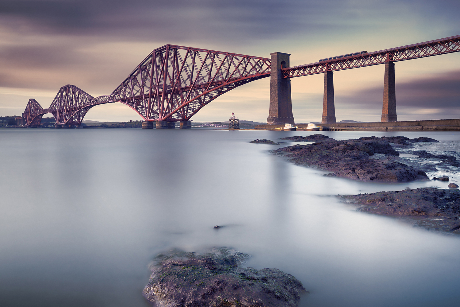 Fotomurale Forth Rail Bridge