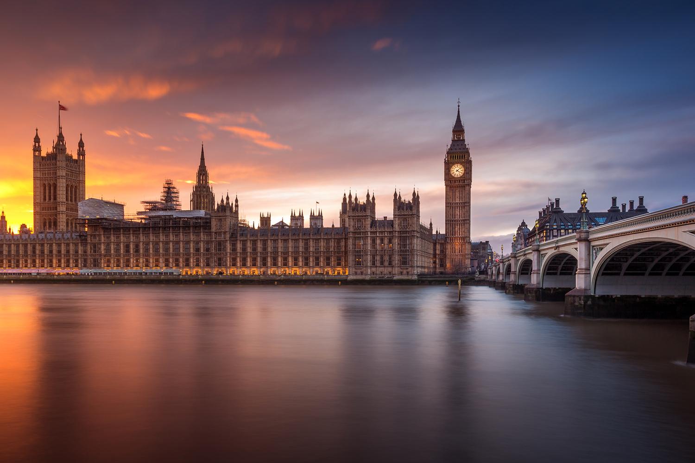 Обои london, Sunset. Города foto 18