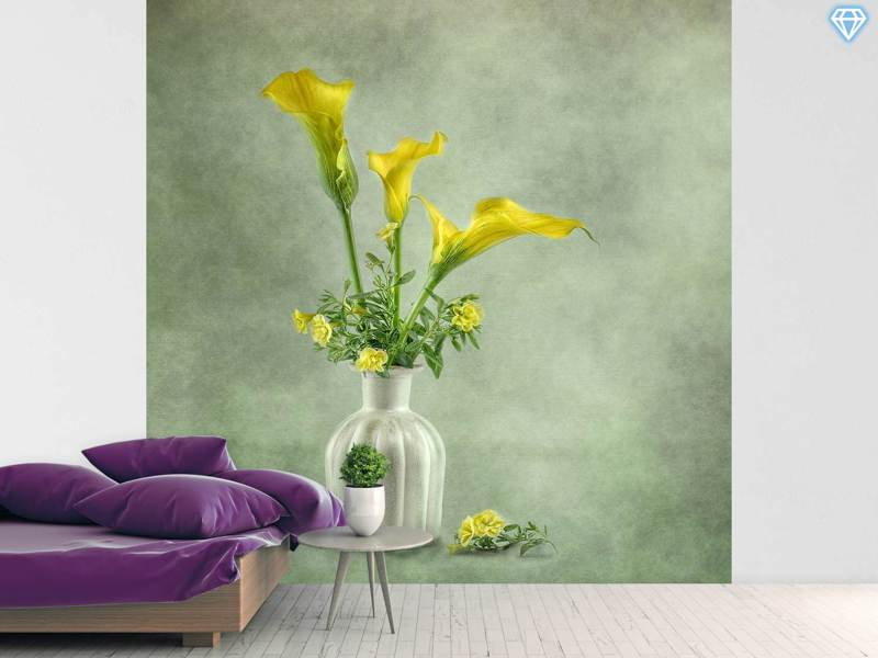 Photo Wallpaper Calia Lillies