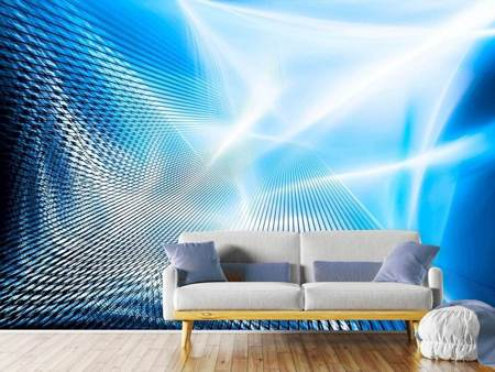 Photo Wallpaper Laser