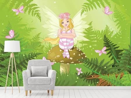Photo Wallpaper The Good Fairy