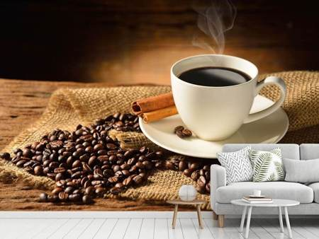 Photo Wallpaper Coffee Break