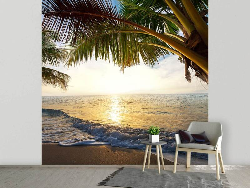 Fotobehang Beach View