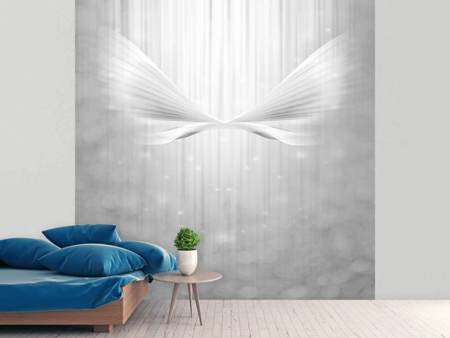 Photo Wallpaper Angel Wings