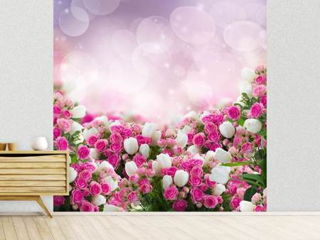 Photo Wallpaper Fable Roses