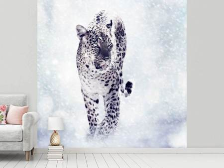 Fotobehang Photo Wallaper The Leopard