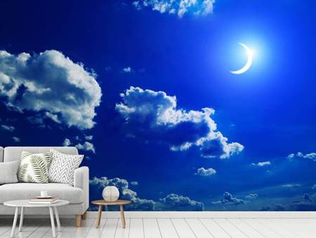 Photo Wallpaper The Moon