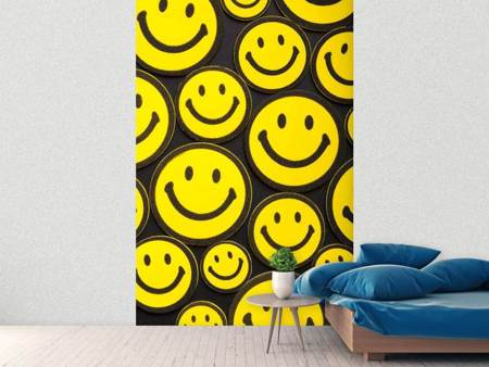 Photo Wallpaper Smileys